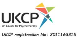 UKCP - Psychotherapist, Hackney
